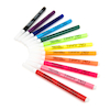 Berol Assorted Fabric Pens 12pk  small