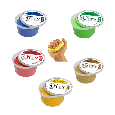Therapy Putty 5pk  large