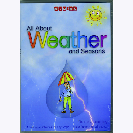 All About Weather and Seasons CD ROM  large