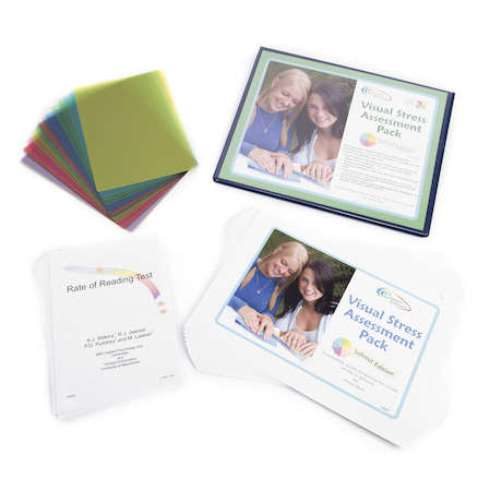 Visual Stress Assessment Tool Pack  large