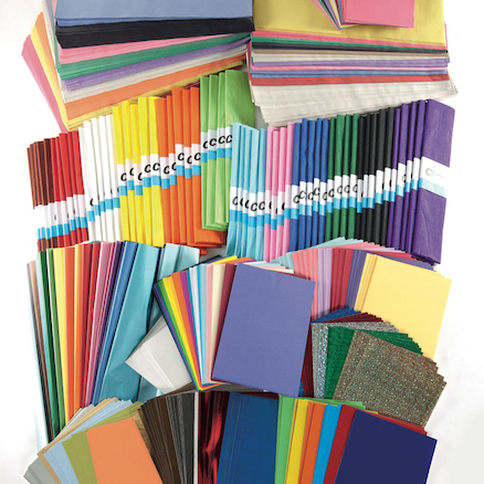 Paper Essentials Assorted Pack  large