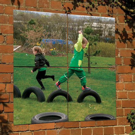 Outdoor and Indoor Mirrors  large